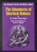 Cover of: The Return of Sherlock Holmes (The Sherlock Holmes Reference Library) | Arthur Conan Doyle
