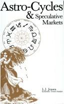 Cover of: Astro Cycles and Speculative Markets