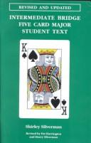 Cover of: Intermediate Bridge Five Card Major Student Text