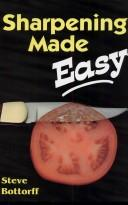 Cover of: Sharpening Made Easy