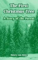 Cover of: The First Christmas Tree