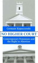 No Higher Court by Germain Kopaczynski