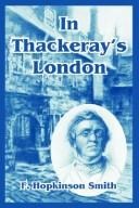 Cover of: In Thackeray
