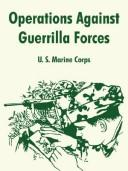Cover of: Operations Against Guerrilla Forces | United States Marine Corps