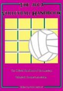 Cover of: The AVCA volleyball handbook |