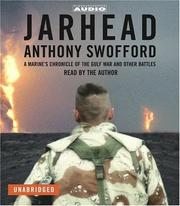 Cover of: Jarhead | Anthony Swofford