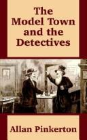 Cover of: The Model Town And The Detectives: Bryon As A Detective