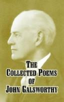 Cover of: The collected poems of John Galsworthy