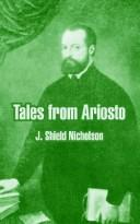 Cover of: Tales From Ariosto