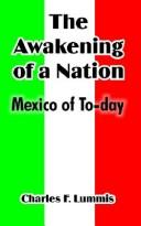 Cover of: The Awakening Of A Nation | Charles F. Lummis