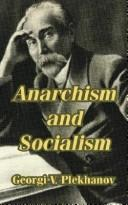 Cover of: Anarchism and Socialism