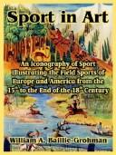 Cover of: Sport in Art