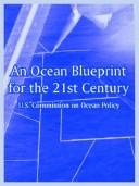 Cover of: An Ocean Blueprint For The 21st Century