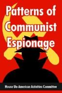 Cover of: Patterns Of Communist Espionage