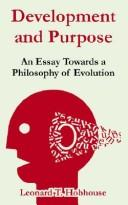 Cover of: Development And Purpose