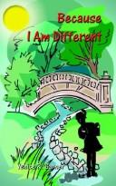 Cover of: Because I Am Different