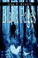 Cover of: Blank Pages