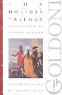Cover of: The Holiday Trilogy: Three Comedies
