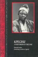 Cover of: Kpegisu | David Locke