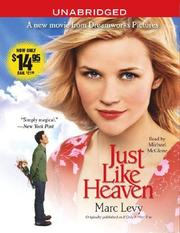 Cover of: Just Like Heaven