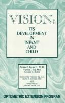 Cover of: Vision