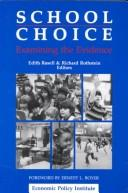 Cover of: School choice |