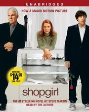 Cover of: Shopgirl Movie Tie-In