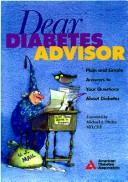 Cover of: Dear diabetes advisor