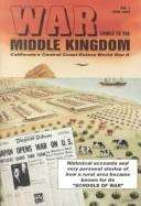 Cover of: War Comes to the Middle Kingdom, 1939-1942 | Liz Krieger