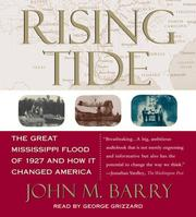 Cover of: Rising Tide | John M. Barry