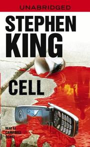 Cover of: Cell |