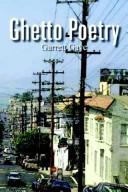 Cover of: Ghetto Poetry