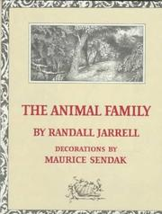 Cover of: The Animal Family | Randall Jarrell