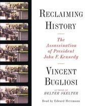 Cover of: Reclaiming History | Vincent Bugliosi