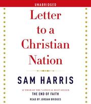 Cover of: Letter to a Christian Nation