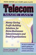 Cover of: Telecom Made Easy | June Langhoff