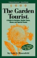 Cover of: The Garden Tourist 1999