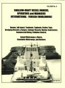 "Cover of: ""Shallow-draft vessel owners foreign"""