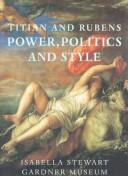 Cover of: Titian and Rubens | Hilliard T. Goldfarb