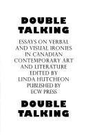 Cover of: Double-Talking | Linda Hutcheon