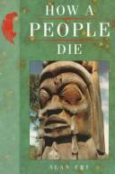 Cover of: How a people die: a novel