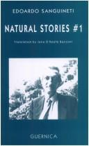 Cover of: Natural stories #1