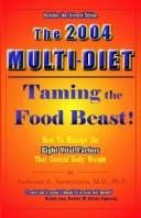 Cover of: The 2004 Multidiet | A. Anderson