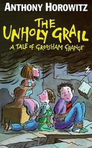 Cover of: The Unholy Grail
