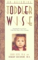 Cover of: On Becoming Toddlerwise (On Becoming. . .)