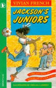 Cover of: Jackson's Juniors (Racers)