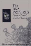 Cover of: The DNA provirus |