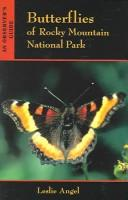 Cover of: Butterflies Of Rocky Mountain National Park