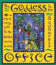 Cover of: The Goddess in the Office | Zsuzsanna E. Budapest