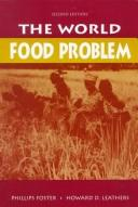 Cover of: The world food problem